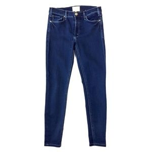 McGuire Stretch Dark Wash Denim Newton Skinny Jean